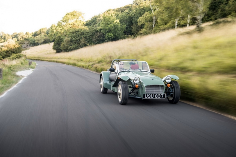 Less is MORE,Caterham Seven Sprint回顧單純的美好