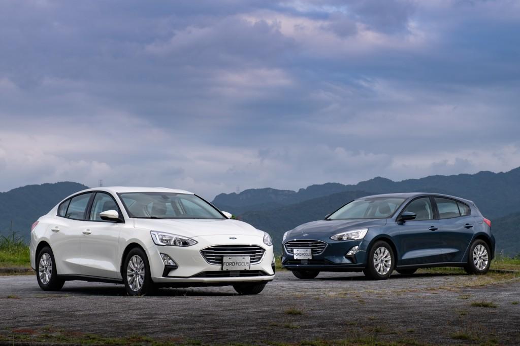 離夢想更近 Ford Focus 2020 年式樣新增1 5 四門美夢型 五門成