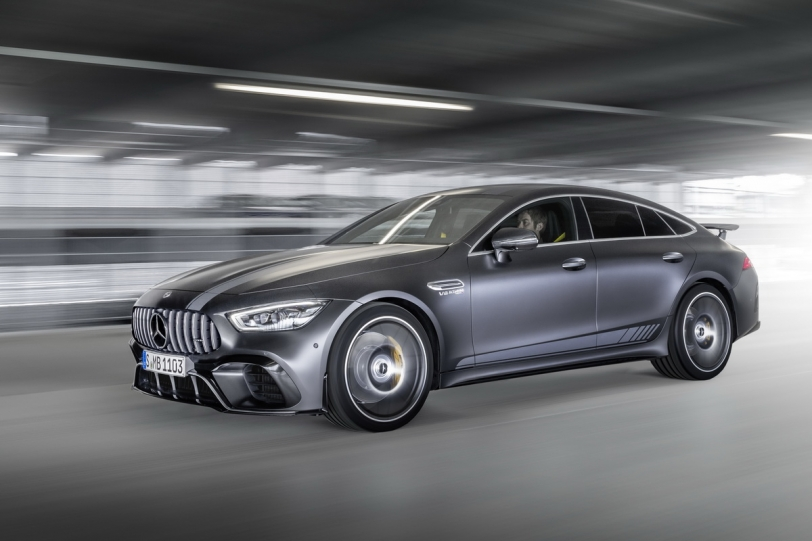 Mercedes-AMG GT 63 S 4MATIC+ Edition 1首年限定版現身,9月開始交車!