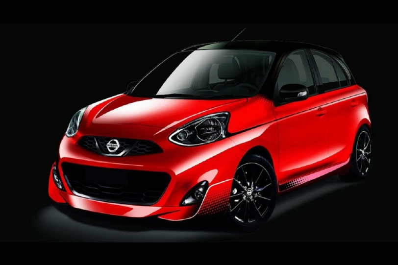 惡魔の March?Nissan將推出Micra Midnight Edition限量車型