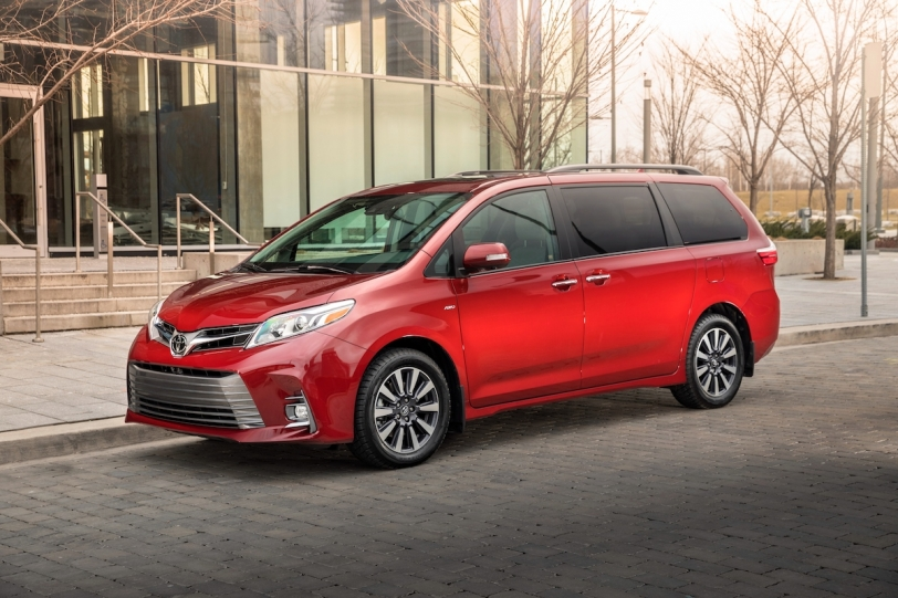 美式豪華休旅首選,Toyota All New Sienna 標配 TSS 極致安全正式上市!