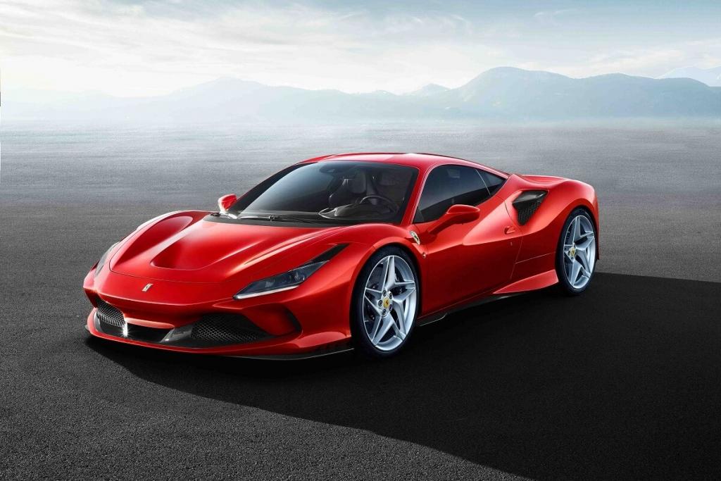 2019日內瓦車展 Ferrari 488後繼車f8 Tributo官方照發佈