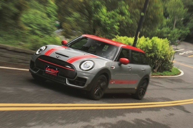 GP不來,沒關係!MINI John Cooper Works Clubman All4也絕對夠殺!