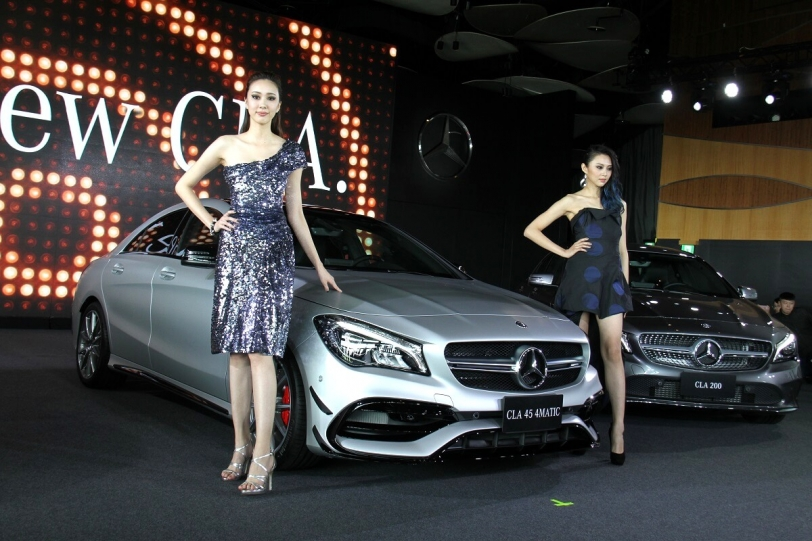 M-Benz小改款CLA/CLA Shooting Brake 186/192萬起!撒野上市!