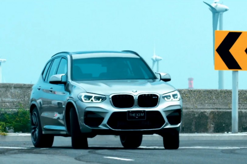 BMW X3 M遭竊 X4 M Competition展開熱力追緝