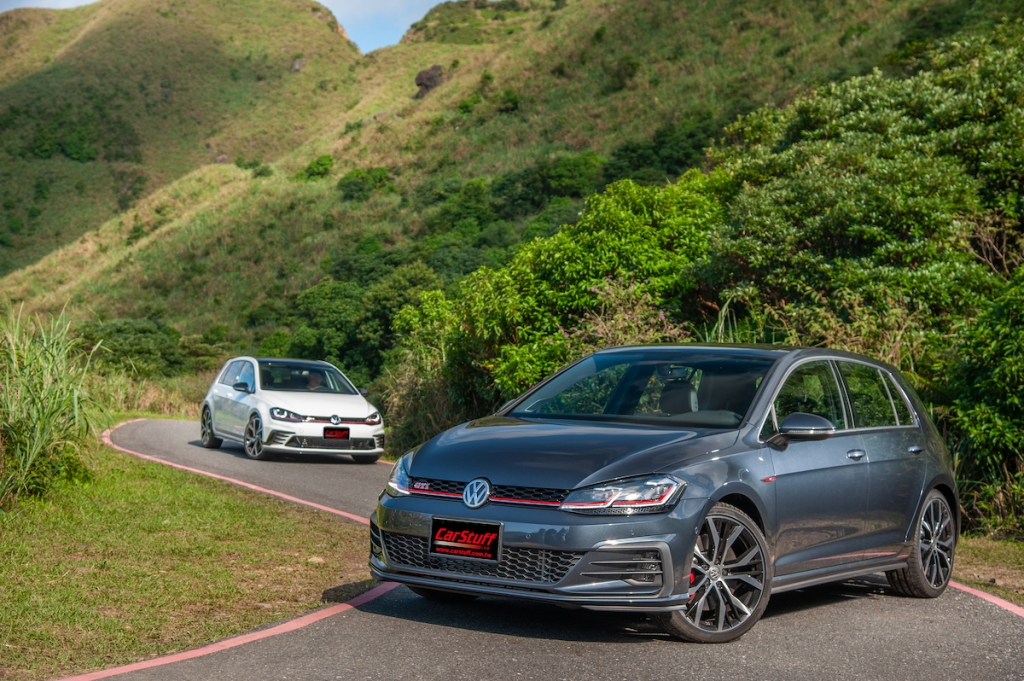 新秀後起,挑戰王者!Volkswagen Golf GTI Performance VS GTI Clubsport