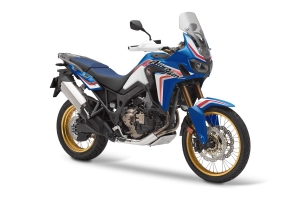 Honda 2019年式GOLDWING、CRF1000L Africa Twin、CB1000R 全新車色發表