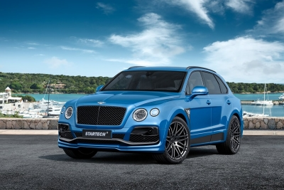 STARTECH Bentley Bentayga 添越全球首改