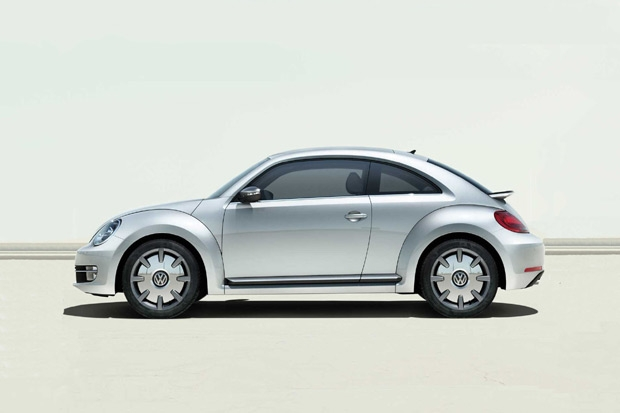 VW Beetle Premium Package今夏登陸北美市場