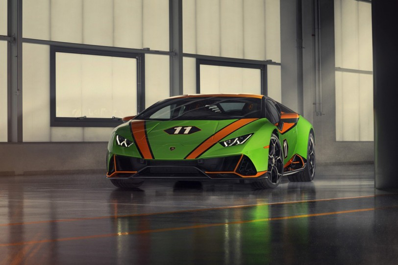 慶祝賽場連續制霸,Lamborghini推出Huracán EVO GT Celebration限量版
