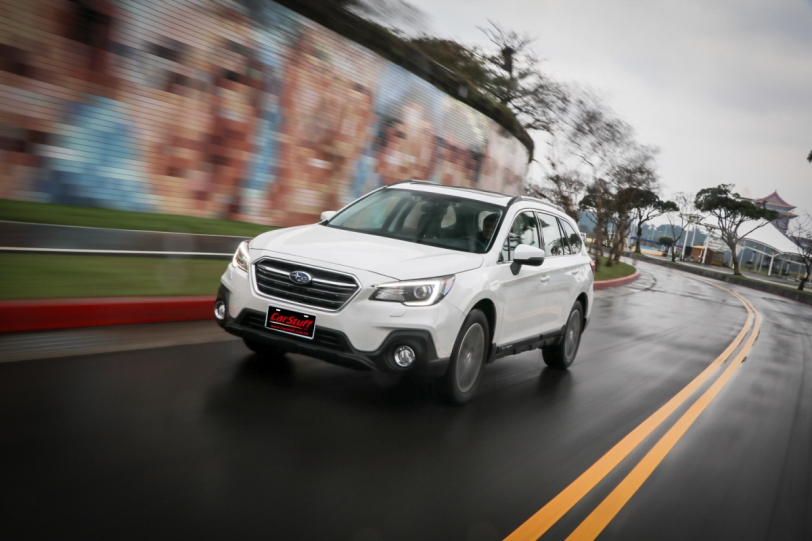 EyeSight搭載實用倍增,Subaru Outback 2.5i-S EyeSight試駕報導