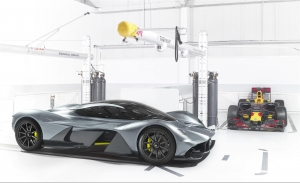Red Bull Racing與Aston Martin的結晶,AM-RB 001亮相
