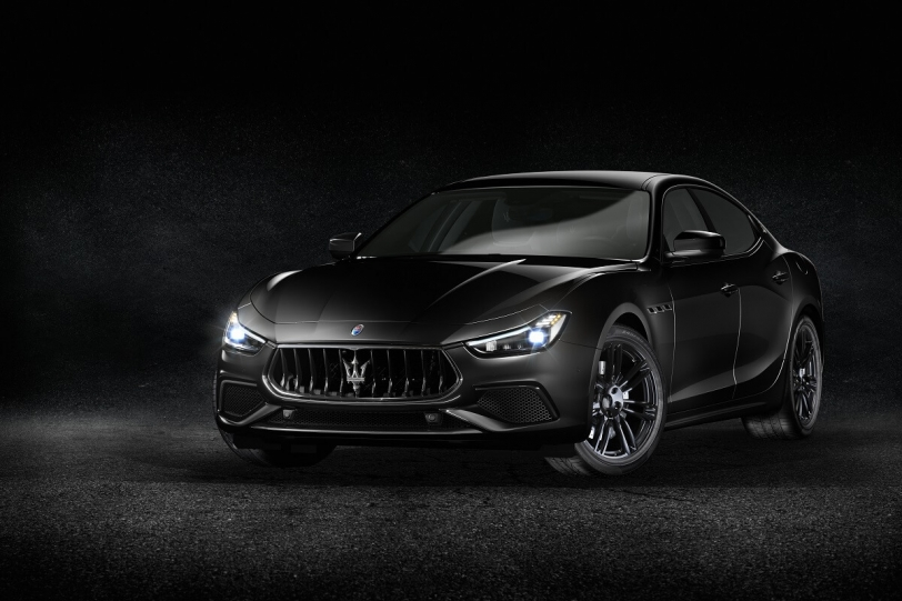 滲透感官的湛黑體驗!Maserati Ghibli S Q4 GranSport / Levante S GranSport再現極黑之魅