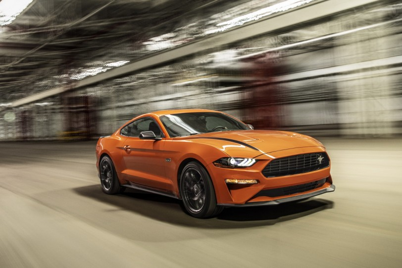 野馬55周年更野!Ford Mustang High Performance Package借重 Focus RS技術