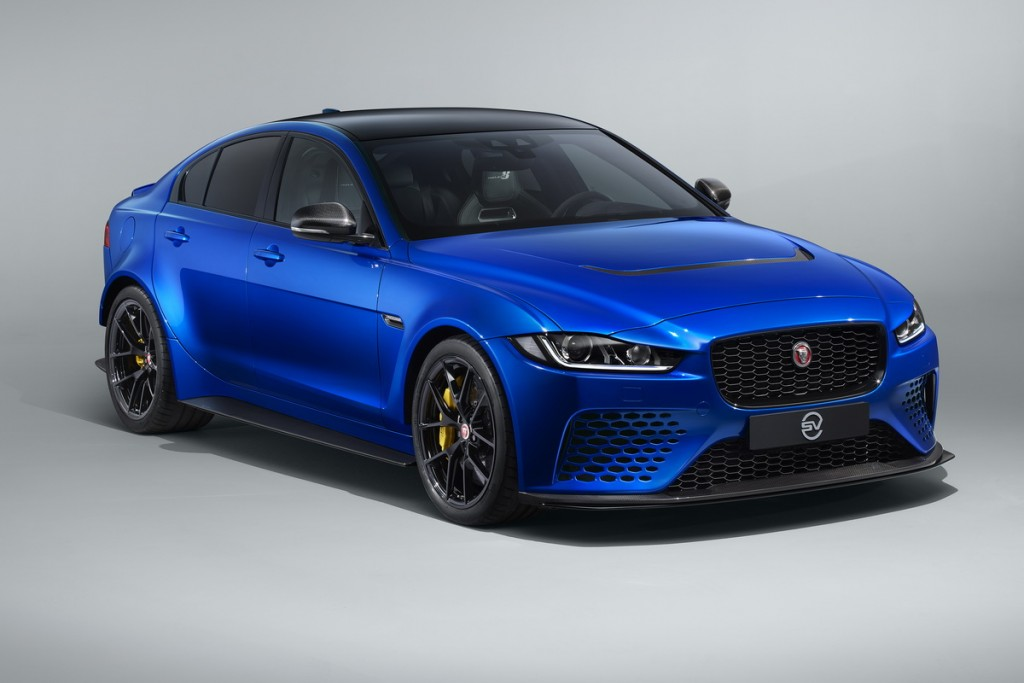 600匹的限量「豹力」!Jaguar XE SV Project 8 Touring生產不超過15輛