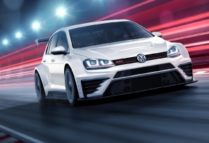 VW Golf GTi TCR四十週年紀念版 330hp!