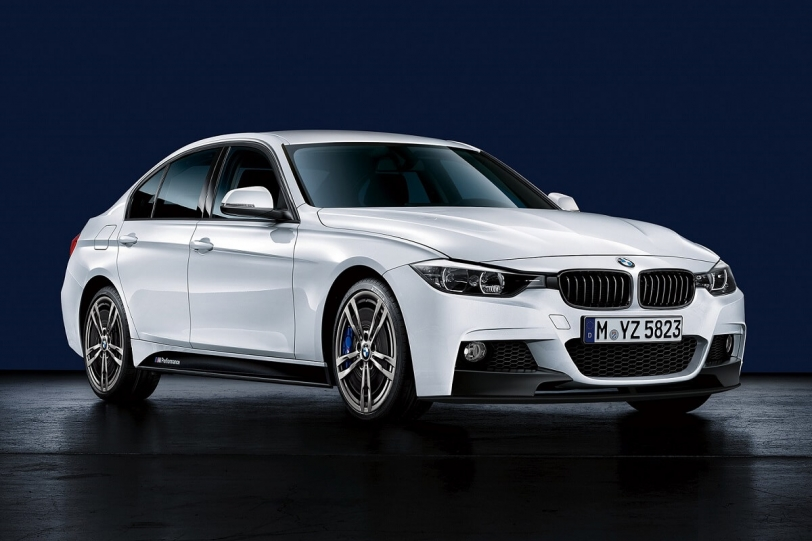 全新BMW 330i M Performance限量版強悍上市!