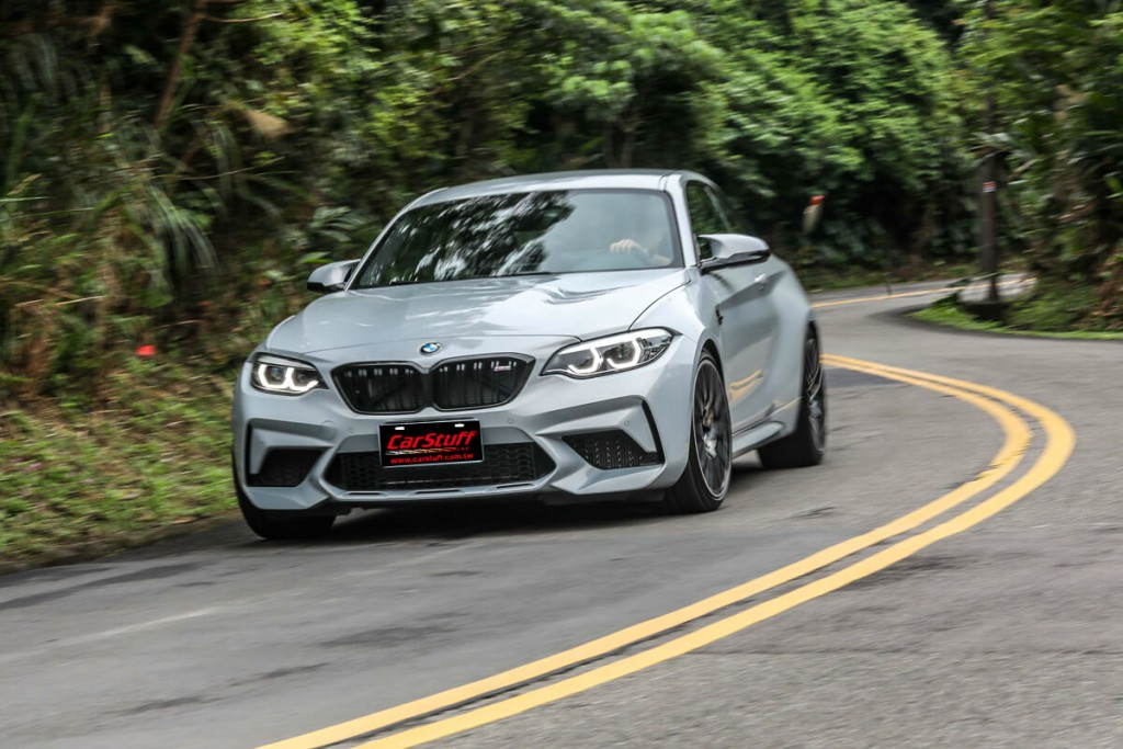 大「競」化!BMW M2 Competition給你滿滿純「競」M原力!