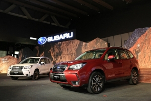 Subaru The New Forester登場 103萬元起輕鬆入主