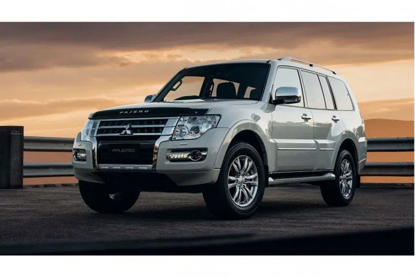 最終的最終,海外版 Mitsubishi Pajero Final Edition 限定800台澳洲亮相