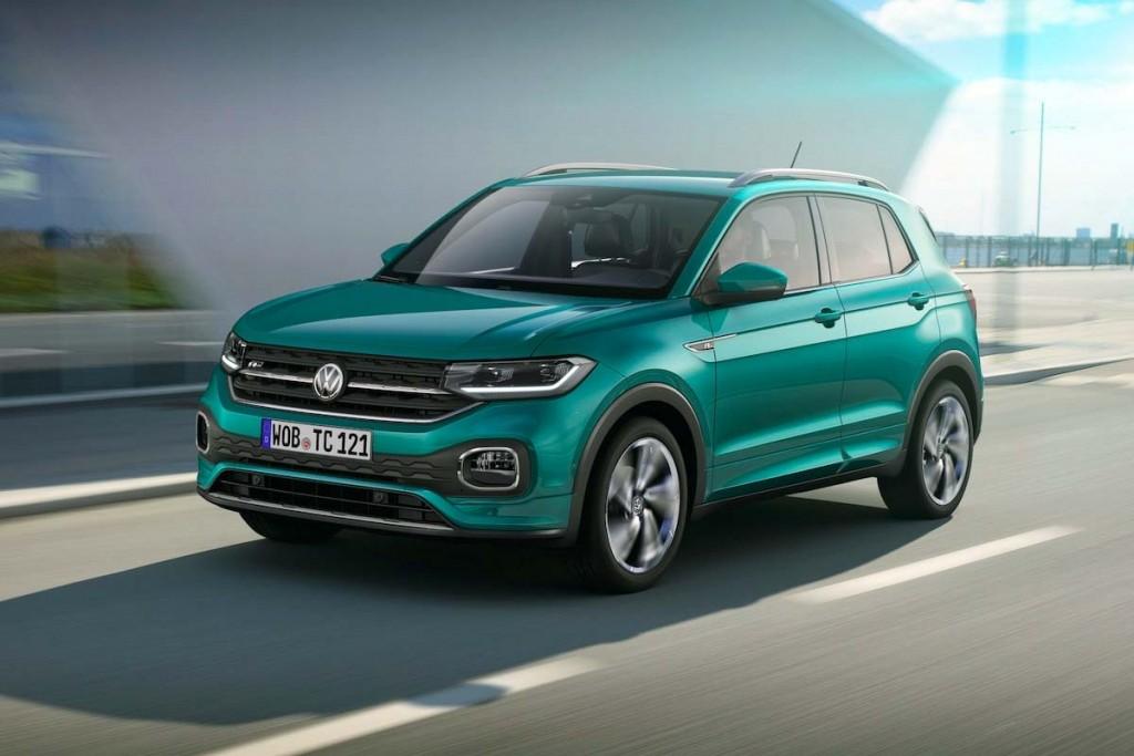 命名和動力編成調整 2020 Volkswagen Golf 及tiguan 全車系上市