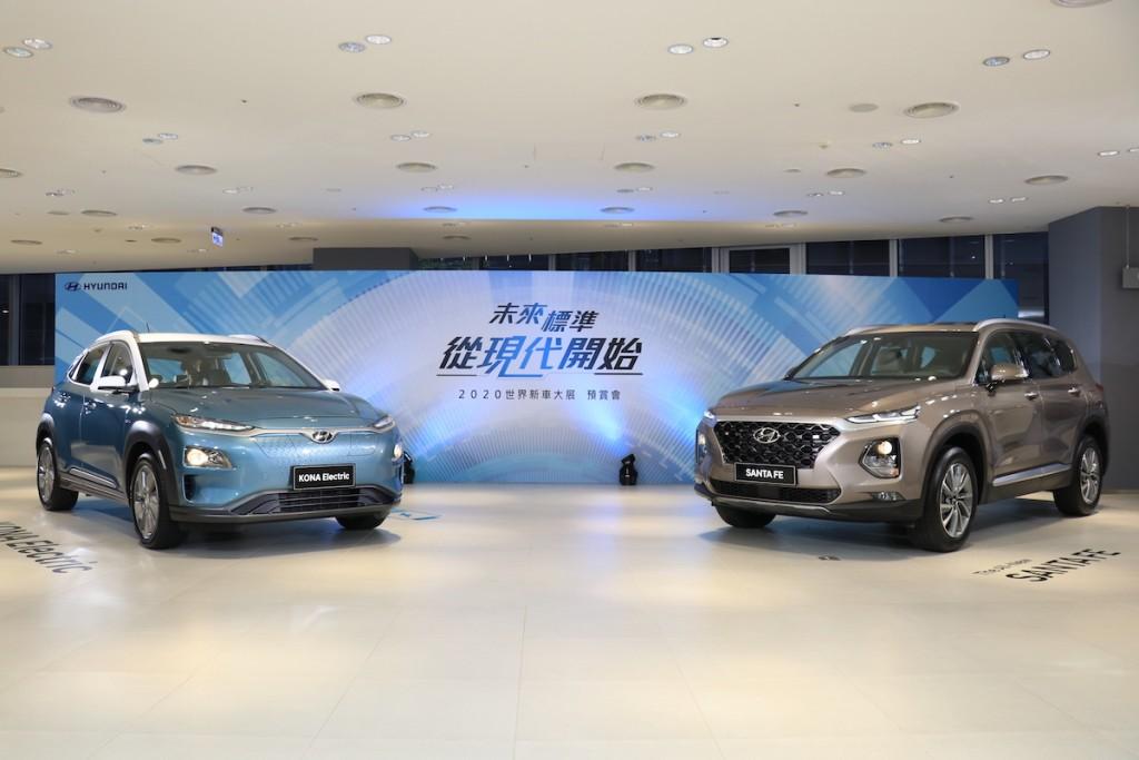 預售價135 萬起三規格二種動力 Hyundai 第四代santa Fe 正式抵