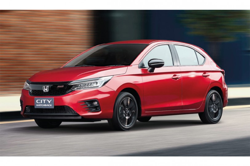 在小型車市場奮力一搏!Honda Thailand 發表 City Hatchback/City e:HEV Sedan!