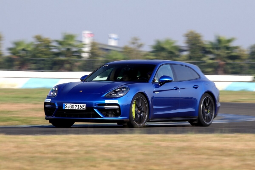 Porsche E-Performance Roadshow在台上映!Panamera / Cayenne篇:E-Hybrid讓家用車非常過癮!