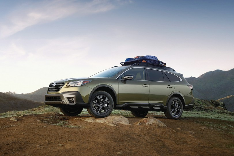 2019紐約車展:Crossover Wagon 祖師爺全面革命,第六代 Subaru Outback 正式亮相!