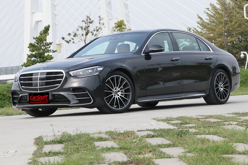 難以超越的旗艦之巔 2021 Mercedes-Benz S350dL/S450L 4MATIC