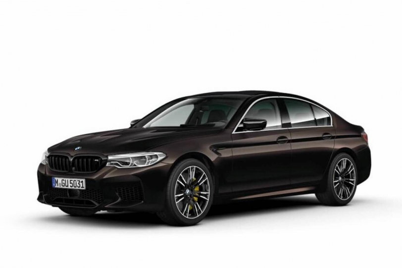 BMW M5 Competition Package全洩漏,625hp在等著你!
