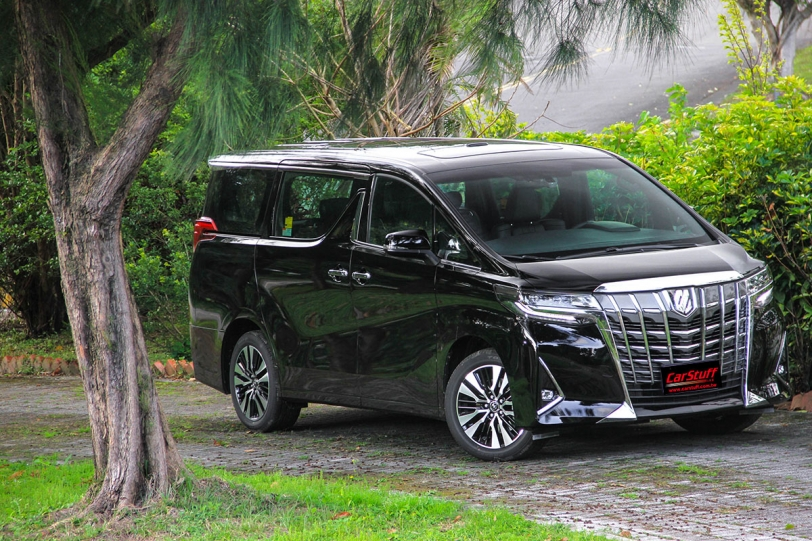 寫下 MPV 新奢華基準,2018 Toyota Alphard 3.5 V6 Executive Lounge 小改款