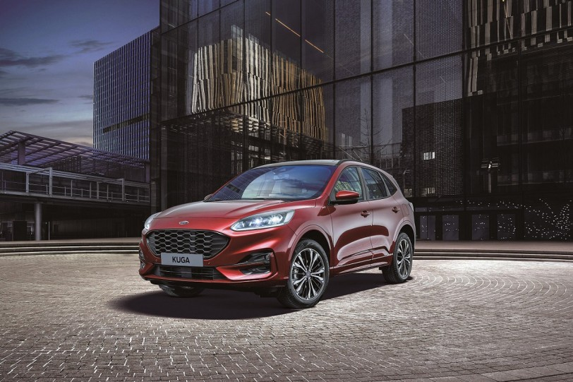 迎接 Ford Kuga 全新世代上市 「FORD OH MY CAR!我買CAR大驚喜」抽頂級ST-Line車型