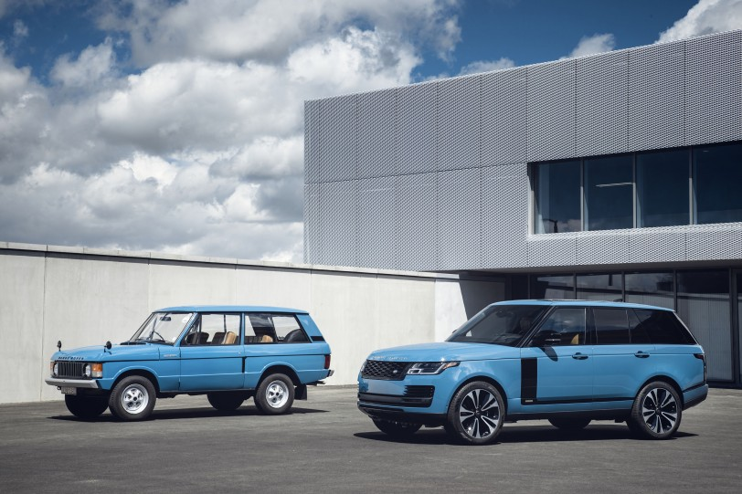 慶祝全球休旅王者問世 50 週年,Land Rover Range Rover Fifty 限量版正式亮相!